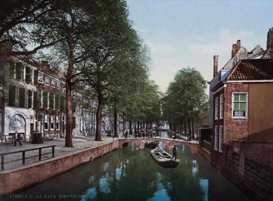 Bộ ảnh về đất nước Hà Lan những năm 1890s qua các tấm bưu thiếp - 6