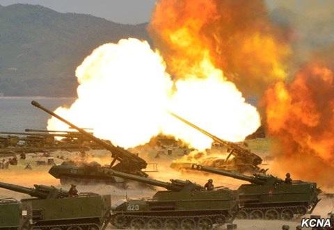 Vì sao ông Kim Jong-un không hề e sợ khi Mỹ rầm rộ điều quân đến - 7