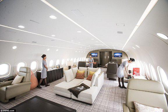 Chuyến bay trong mơ với giá gần 600 triệu đồng/giờ bay - 6