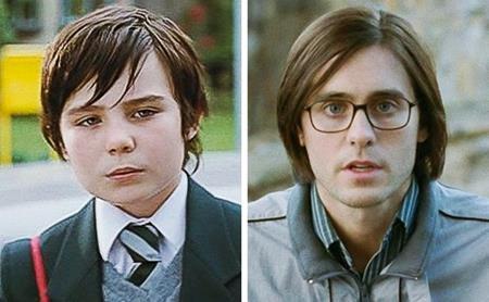 """Nhân vật Nemo của Jared Leto trong """"Mr. Nobody"""" năm 9 tuổi do Thomas Byrne thể hiện…"""