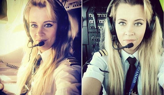 Khoảnh khắc selfie của phi công hút cả triệu like trên mạng xã hội - 7