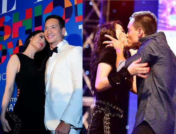Kim Lý và những nụ hôn nóng bỏng với 3 kiều nữ quyến rũ nhất nhì Vbiz - 7