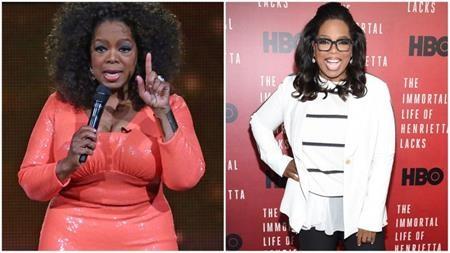 """Oprah Winfrey mới đây đã ra mắt cuốn sách """"Thức ăn, sức khỏe và hạnh phúc"""", trong đó bật mí rất nhiều điều thú vị về thói quen ăn uống hằng ngày của """"bà hoàng truyền thông"""". Đặc biệt, mỗi khi gặp áp lực, Winfrey lại tìm tới ăn uống để giải khuây và dần dần, bà hoàng này đã phải chiến đấu với nỗi ám ảnh thừa cân. Sau rất nhiều cố gắng, cuối cùng Winfrey cũng đã giảm được hơn 19 kg và có được vóc dáng cân đối, khỏe khoắn hơn nhiều."""