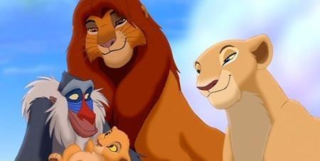 """Chính vì vậy, khi Disney cho ra mắt bộ phim """"The lion king"""", tác phẩm của nhà Chuột cũng đã bị so sánh ít nhiều"""