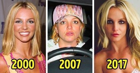 """""""Công chúa nhạc pop"""" Britney Spears từng bị khủng hoảng tinh thần nặng nề hồi năm 2007 và không thể kiểm soát tốt cuộc sống của mình. Mất nhiều thời gian phục hồi, Britney Spears sau đó cũng dần bước tiếp trên con đường âm nhạc và trở lại làm thần tượng đáng mơ ước của bao người."""