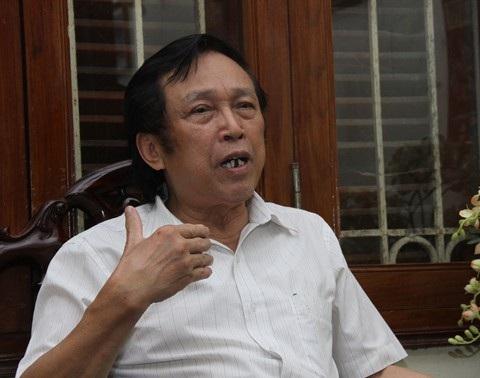 PGS. TS. Nguyễn Văn Nam – nguyên Viện trưởng Viện nghiên cứu thương mại