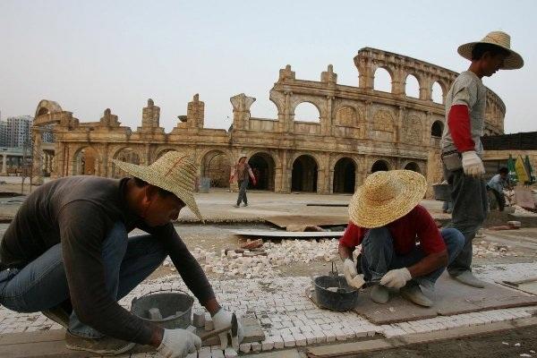 Trung Quốc: Đất nước của các bản sao thắng cảnh nổi tiếng thế giới - 7