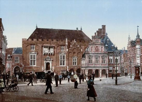 Bộ ảnh về đất nước Hà Lan những năm 1890s qua các tấm bưu thiếp - 7