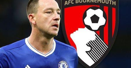 John Terry có khả năng sẽ chuyển sang khoác áo Bournemouth
