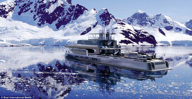 Những thiết kế siêu du thuyền mới nhất dành cho tỉ phú - 7