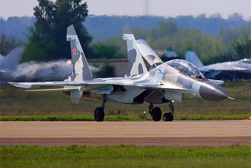 40 năm của một trong những dòng máy bay chiến đấu thành công nhất thế giới - Su-27 - 8