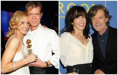 """Phải sau 15 năm quen biết nhau, Felicity Huffman và William H. Macy mới chính thức nên duyên vợ chồng. Hai ngôi sao thậm chí còn đặt ra các quy tắc để """"giữ lửa"""" hôn nhân, đó là dành 30 phút để trò chuyện tâm tình mỗi ngày và cho đến nay, sau 20 năm kết hôn, mái ấm của Felicity Huffman và William H. Macy vẫn vô cùng hạnh phúc."""