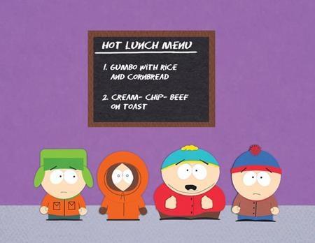 """Bộ phim """"South park"""" từng gắn bó với rất nhiều thế hệ tuổi thơ, cũng đã được ra mắt lần đầu vào năm 1997."""