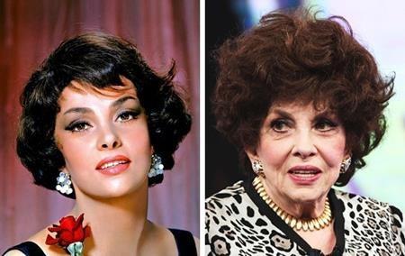 Gina Lollobrigida, nữ minh tinh Italia từng làm điên đảo khán giả thế giới hồi những năm 50, 60 thế kỉ trước, nay cũng đã thay đổi khá nhiều. Chạm mốc tuổi 90, dĩ nhiên Gina Lollobrigida chẳng thể nào mãi xinh đẹp, sắc sảo như thời con gái.