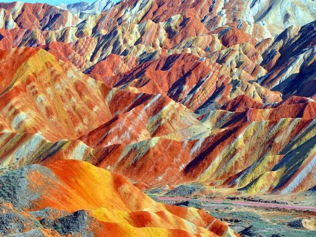 Bí mật về những ngọn núi đẹp nhất thế giới - 7