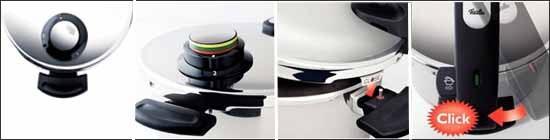 Không chỉ đảm bảo về mặt chất lượng mà thiết kế các đồ dùng nhà bếp Fissler luôn đạt tính thẩm mỹ rất cao về từng đường nét, hình dạng sản phẩm, sự phù hợp và đồng bộ với căn bếp hiện đại thì chắc ít có thương hiệu nào xử lý tốt như Fissler.