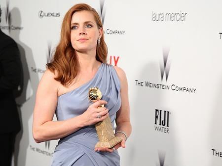 Nắm trong tay tới sáu đề cử Oscar, Amy Adams là một trường hợp cực kỳ đáng tiếc khi mãi chưa được Viện Hàn lâm vinh danh