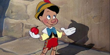 """Bộ phim """"Pinocchio"""" (1940) cũng sẽ được Disney sản xuất một phiên bản do người thật đóng"""
