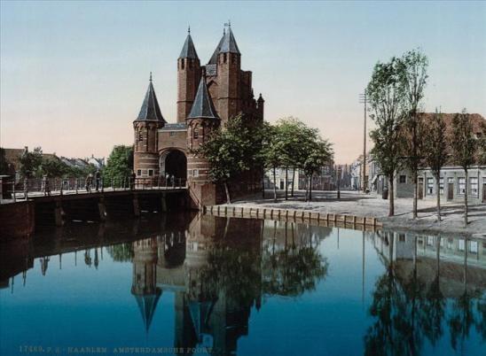 Bộ ảnh về đất nước Hà Lan những năm 1890s qua các tấm bưu thiếp - 8