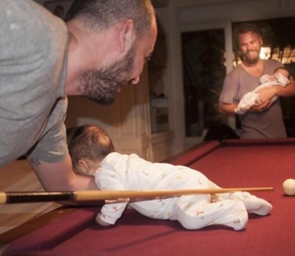 Những ông bố biến việc trông con trở thành công việc tuyệt vời nhất thế giới - 8