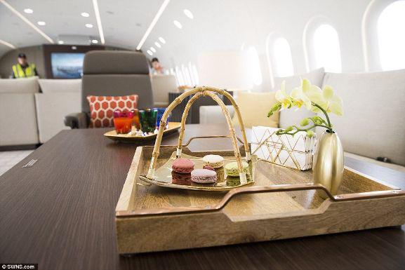 Chuyến bay trong mơ với giá gần 600 triệu đồng/giờ bay - 8