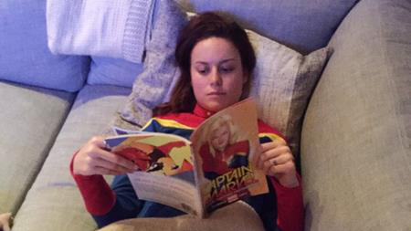 """Ngay sau khi có được cái gật đầu của chủ nhân tượng vàng Oscar Brie Larson, dự án phim """"Captain Marvel"""" đã nhận được sự thu hút lớn từ phía người hâm mộ, tuy nhiên, phải đợi tới đầu năm 2019, dự án phim này mới được ra mắt khán giả"""