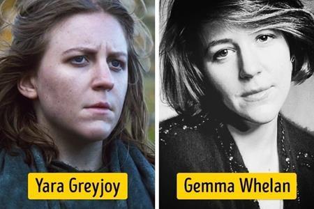 """Nếu chỉ nhìn Gemma Whelan trong những hình ảnh ngoài đời thực, nhiều người sẽ chẳng thể nào nhận ra đây chính là Yara Greyjoy trong bom tấn truyền hình """"Game of Thrones"""""""