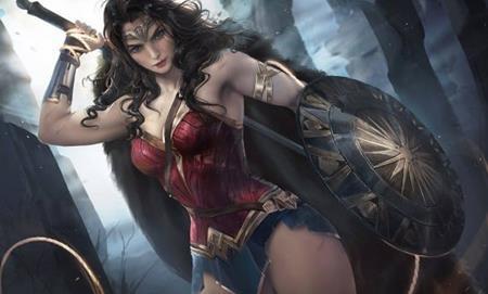 Wonder Woman hầu như không đổi khác quá nhiều sau khi được chỉnh sửa đồ họa kĩ thuật số chỉ đơn giản là vì nguyên gốc nhân vật do Gal Gadot đóng đã quá hoàn hảo