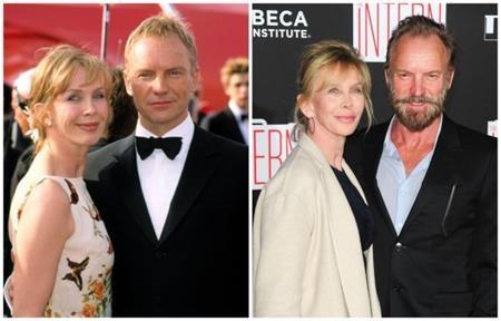 Sting và Trudie Styler đã có hơn 30 năm yêu thương gắn bó, 25 năm hôn nhân, một mái ấm đáng ngưỡng mộ và cùng nuôi dạy 4 người con. Không cần phải nói nhiều về hạnh phúc của hai ngôi sao và rõ ràng, càng theo thời gian thì tình yêu của Sting cùng Trudie Styler dường như càng thắm lại.