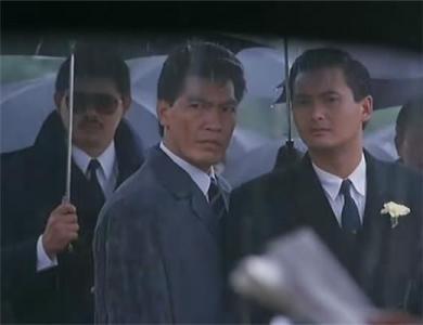 Thành Khuê An tham gia phim cùng Châu Nhuận Phát