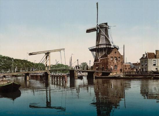 Bộ ảnh về đất nước Hà Lan những năm 1890s qua các tấm bưu thiếp - 9