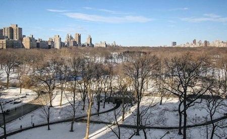 Ngoài tiện nghi đầy đủ, nơi đây còn có tầm nhìn hướng thẳng ra Central Park