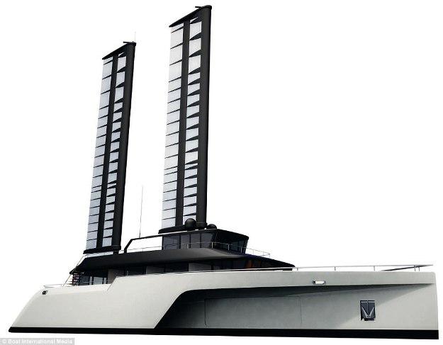 Những thiết kế siêu du thuyền mới nhất dành cho tỉ phú - 9