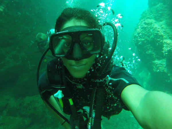 Gặp gỡ cô gái đi du lịch 100 quốc gia và 7 đại dương trước tuổi 30 - 9