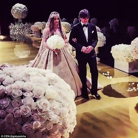 Địa điểm tổ chức đám cưới là nhà hát Dolby - nơi trao giải Oscar hàng năm