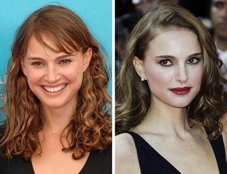 Chỉ nhờ tóc mái, Natalie Portman đã có thể biến hóa dễ dàng từ phong cách quý bà sang chảnh sang ngây thơ, náo nhiệt