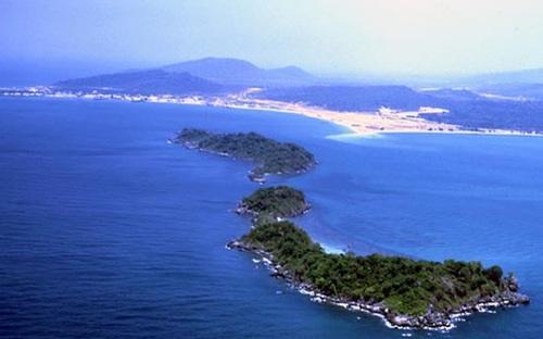 Đảo ngọc Phú Quốc (Kiên Giang), một trong 3 địa điểm Việt Nam chọn lựa xây dựng đặc khu kinh tế với nhiều cơ chế, chính sách đột phá.