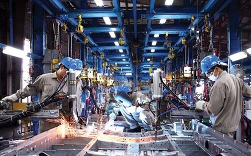Dự án Vinfast được khởi động đúng vào thời điểm quyết tâm phát triển công nghiệp ôtô của Chính phủ lên cao.