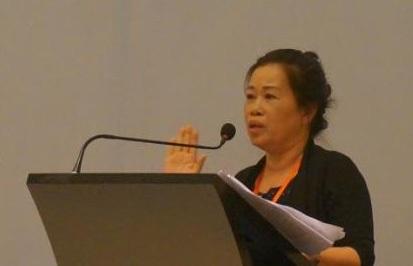 PGS, TS. Phùng Thị Huệ nói về khả năng hợp tác giữa Việt Nam và Trung Quốc trong OBOR