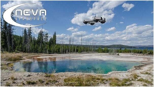AirQuadOne có thể bay ở độ cao 914 m (3.000 feet) và vận hành với vận tốc tối đa lên tới 80 km/h.