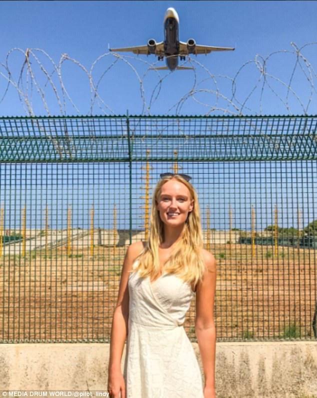 Cuộc sống như mơ của nữ phi công xinh đẹp - 9