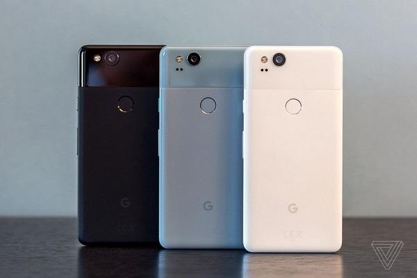 Cận cảnh bộ đôi smartphone cao cấp Pixel 2 vừa ra mắt của Google - 9