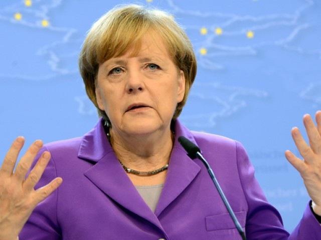 Thủ tướng Đức Angela Merkel. (Ảnh: AFP)