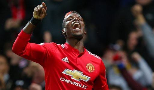 Pogba trở lại đầy ấn tượng trong trận đấu với Newcastle