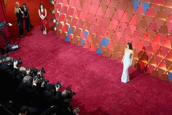 Dập dìu người đẹp trên thảm đỏ Oscar 2017 - 4