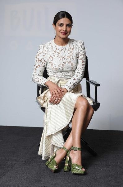 Hoa hậu xinh đẹp là 1 trong 100 nhân vật gây ảnh hưởng nhất thế giới do tạp chí Time bình chọn và cũng là một trong những ngôi sao điện ảnh hàng đầu Ấn Độ.
