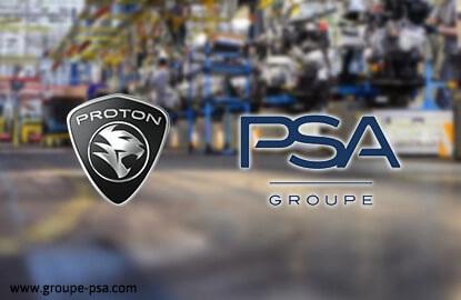 PSA chọn Proton làm bàn đạp vào thị trường ASEAN - 1