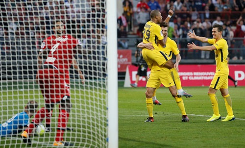PSG tiếp tục thể hiện phong độ ấn tượng tại Ligue 1