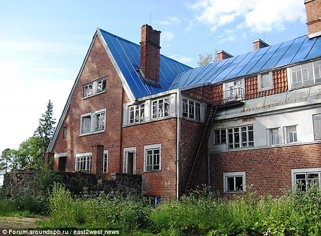 Công trình được xây dựng lần đầu vào năm 1913 và từng bị bỏ hoang trong thời gian dài