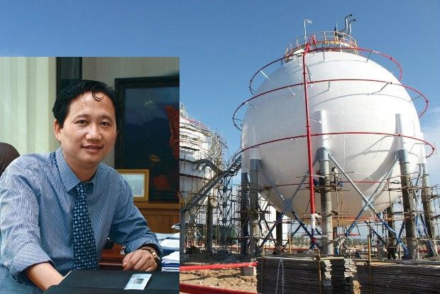 Dưới thời ông Trịnh Xuân Thanh, PVC đang trên đà phát triển đã bị thua lỗ nặng nề hàng nghìn tỷ đồng.
